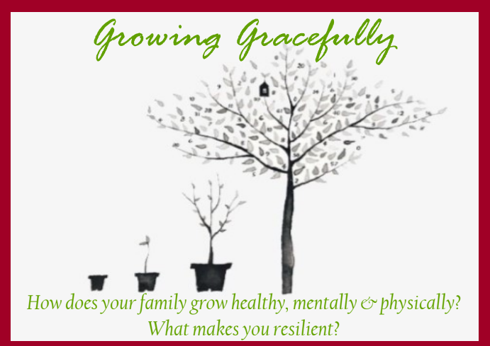 April 21, 2021 at 6:00 PM              Growing Gracefully:  Parent Cafe